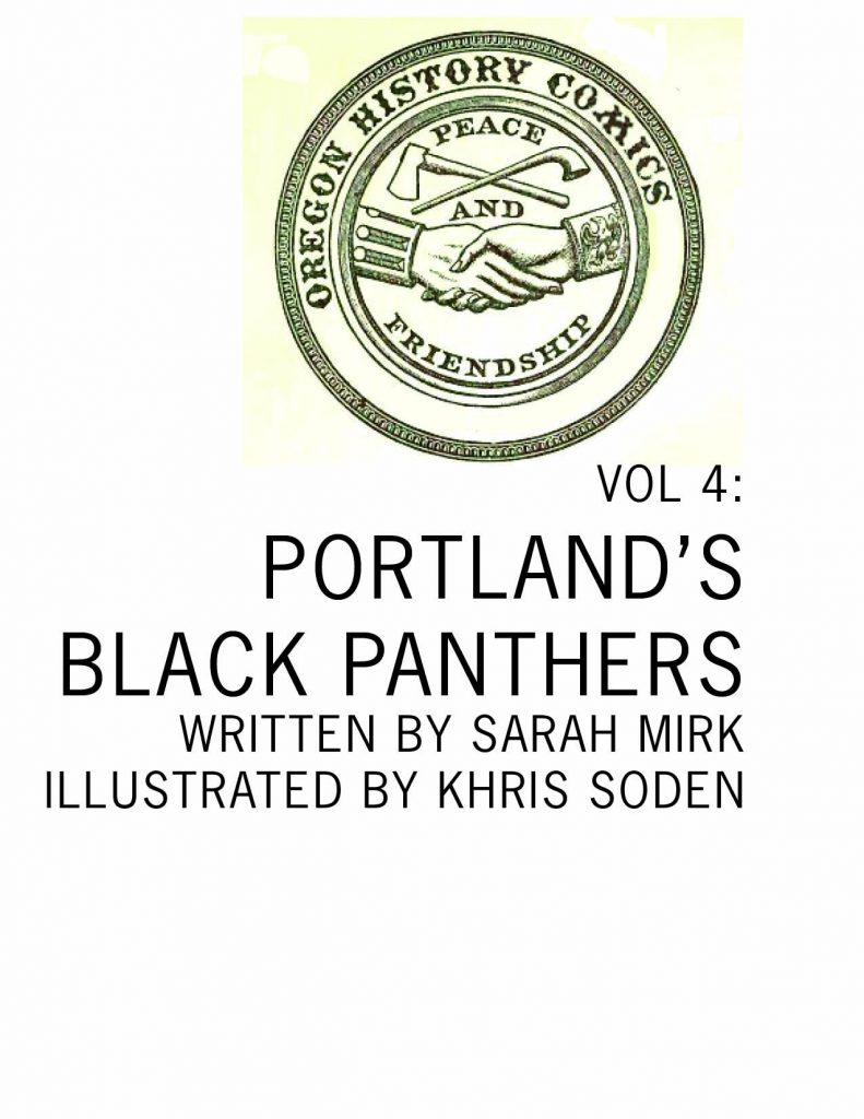 GHC- Black Panther Comic in Indesign