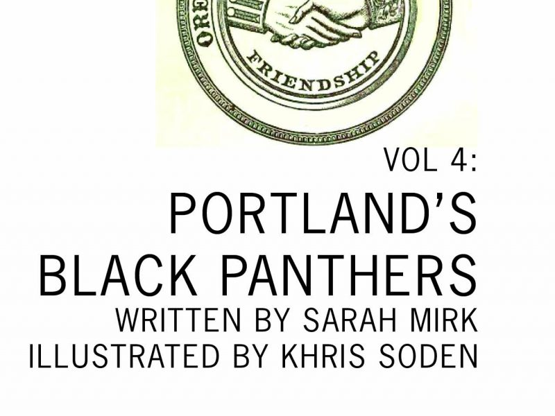 Project #2: Portland's Black Panthers