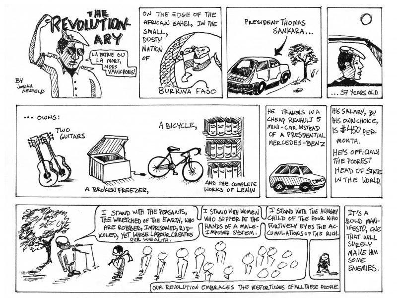The Revolutionary by Josiah Neufeld