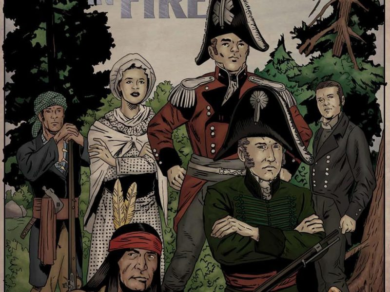 Rebranding Canada with Comics: Canada 1812: Forged in Fire and the Continuing Co-optation of Tecumseh