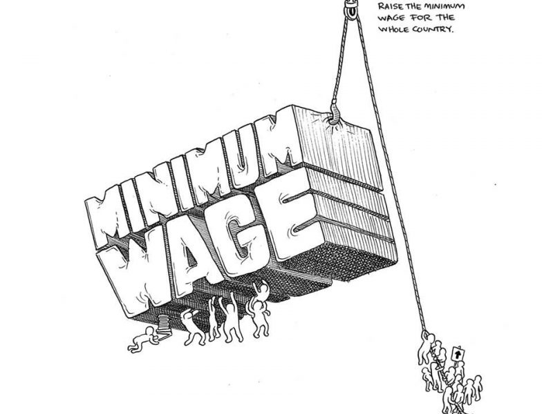 The Story of Minimum Wage in Australia by Sam Wallman