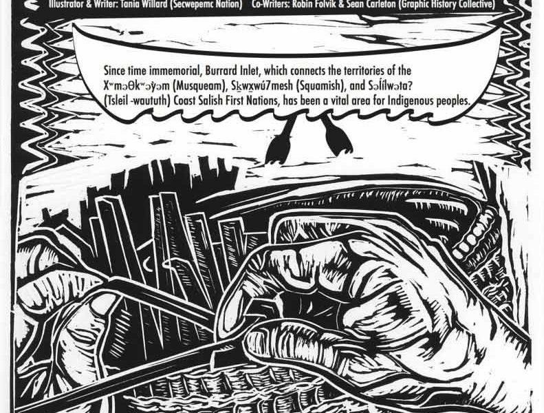 "Preview #12: ""Working on the Water, Fighting for the Land: Indigenous Labour on Burrard Inlet"""