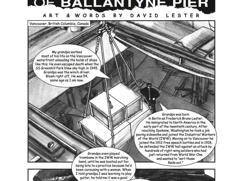 Preview #4: Battle of Ballantyne Pier