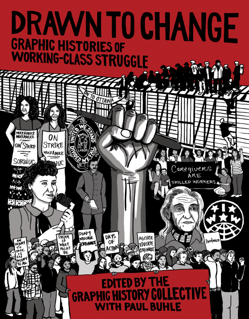 Drawn to Change Cover