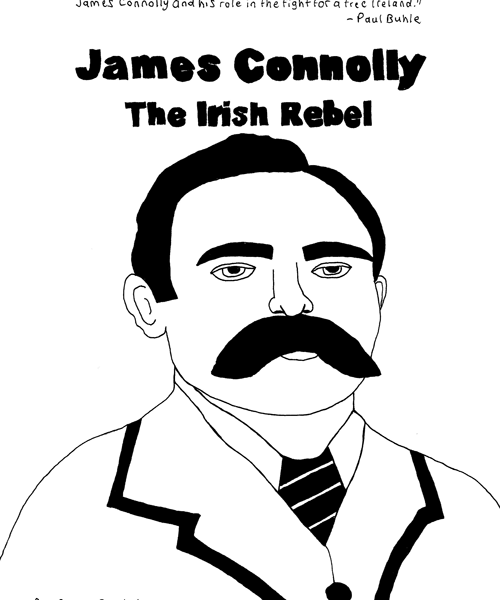 James Connolly: The Irish Rebel