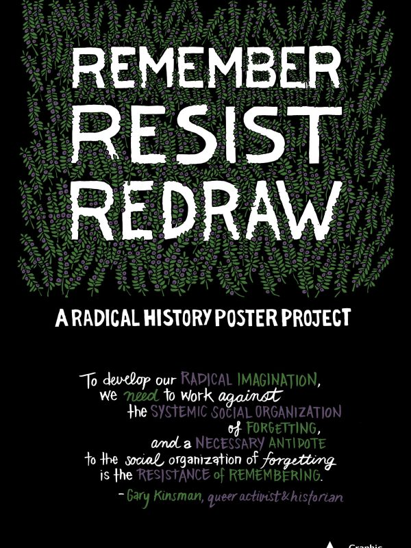 Poster #0: Remember | Resist | Redraw Introduction