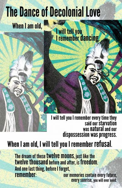 Idle No More: The Dance of Decolonial Love