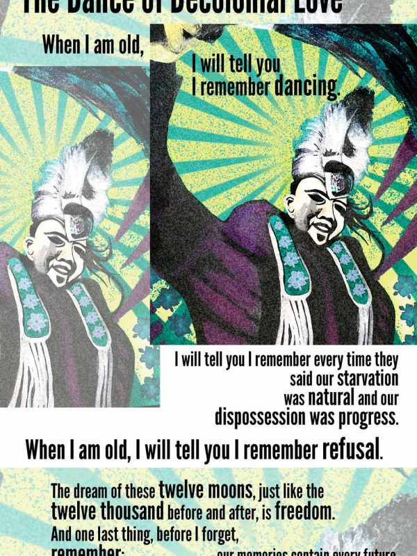 Poster #05: The Dance of Decolonial Love