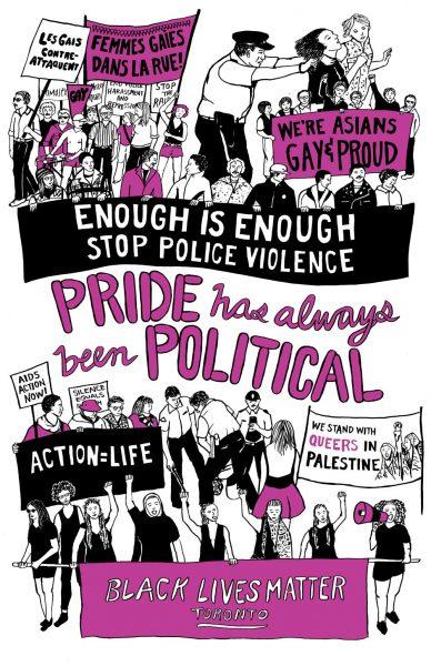 Pride Has Always Been Political: 1970s – 2016
