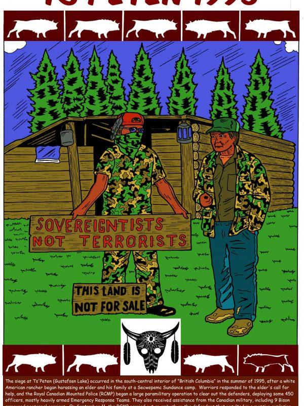 Poster #09: Ts'Peten 1995
