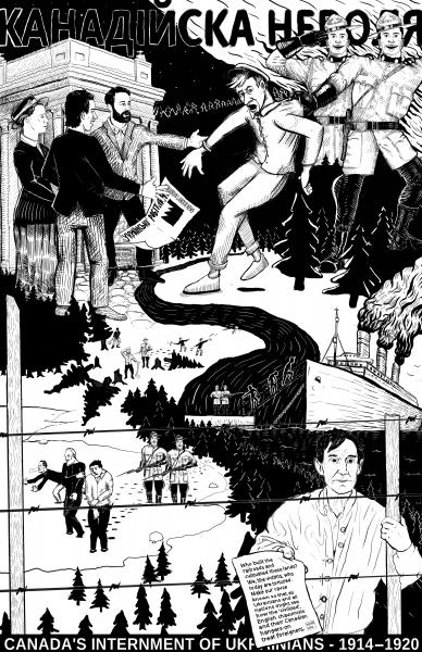 Canada's Internment of Ukrainians, 1914–1920