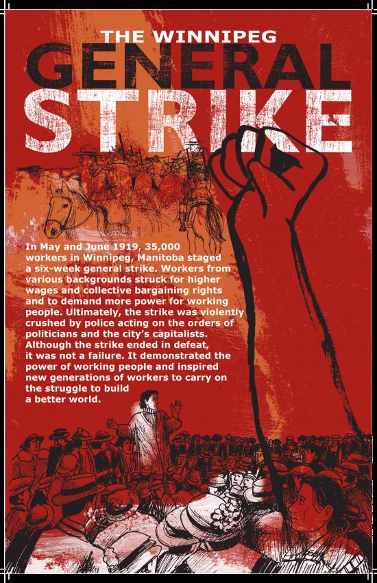 Poster #19: The Winnipeg General Strike