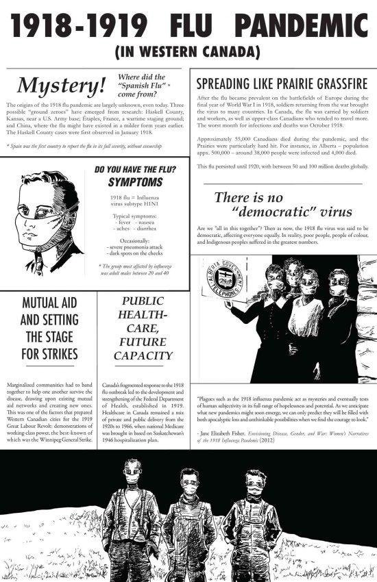 Poster #27: 1918-1919 Flu Pandemic
