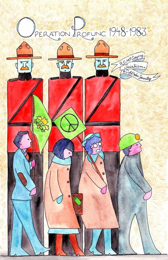Poster #32: Operation Profunc 1948-83